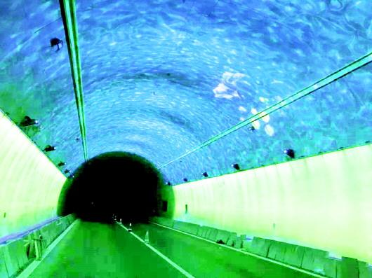 贵州省首个隧道舒缓照明技术运用获得成功