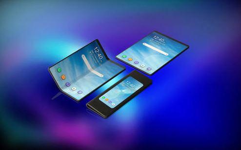 ?三星被曝出可折叠Galaxy F手机关键配置,双节电池可供6000Ah