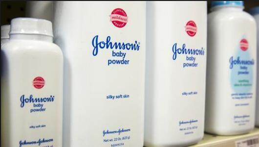 强生被曝出公司隐瞒婴儿爽身粉中含有石棉