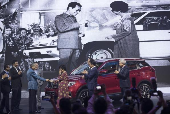 宝腾X70 SUV9月份开始预定 售价约为16.4万至20.4万元人民币