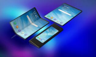 三星可折叠手机Galaxy F被曝将配备两块电池和单双摄像头