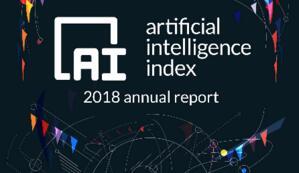 全球AI报告出炉:中国发布AI论文数比美国多30%,位列第二名