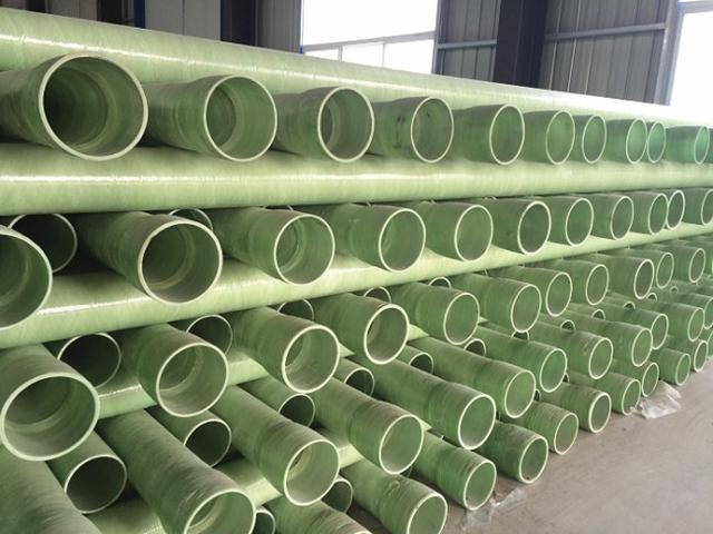 玻璃钢管道的优势及安装施工工艺介绍