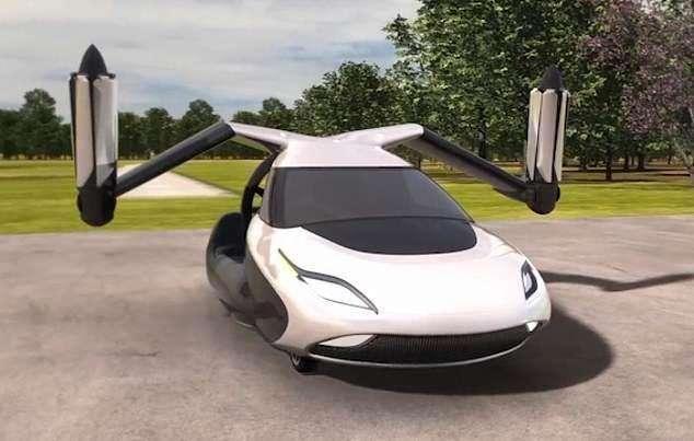 吉利全资子公司研发的全球首款飞行车将于2019年正式上市
