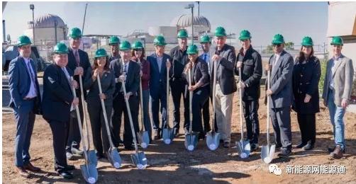 北美最大的有机废物回收中心里阿尔托生物能源设施开工建设