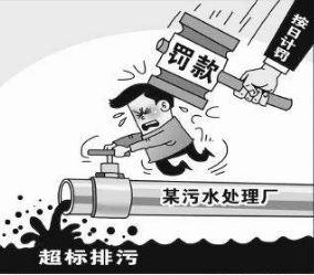 安徽省淮河流域水污染防治条例发布,未合格者最高罚款一百万元