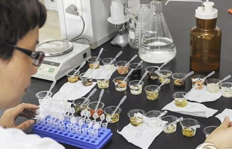 农药残留检测原理与流程/步骤