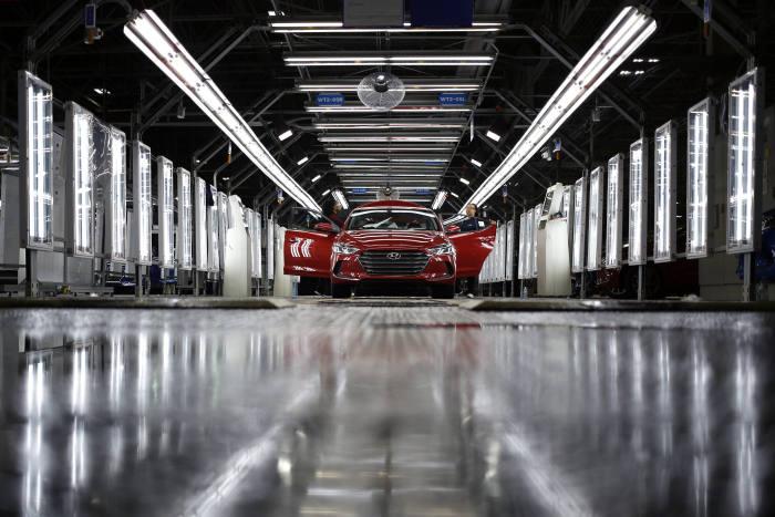 ?韩国政府为汽车零部件制造商提供31亿美元的金融支持