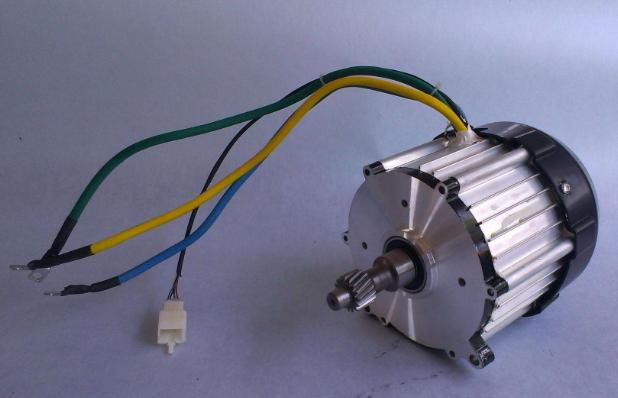 ?电动车电机的主要类别及技术要求
