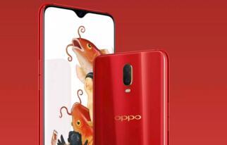 OPPO发布OPPO R17/R17 Pro新年版专属红和祥云金小猪