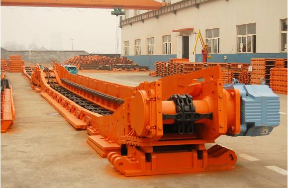 刮板输送机的分类、适用范围及运行标准