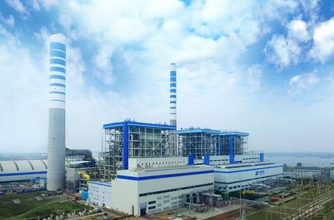 江苏公司宿迁发电厂二期工程3号机组顺利完成首次并网