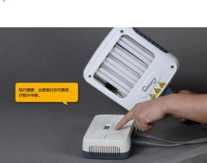 紫外线光疗仪在皮肤医疗中的应用