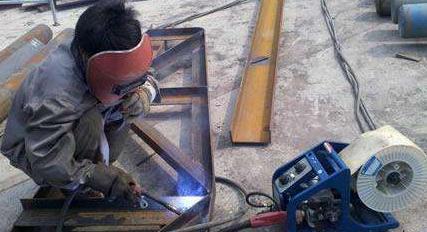 气保焊初学者的技巧分享