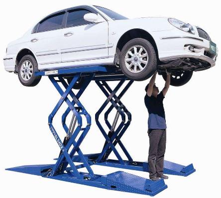 汽车举升机的使用方法、维护要求及使用过程中的常见故障