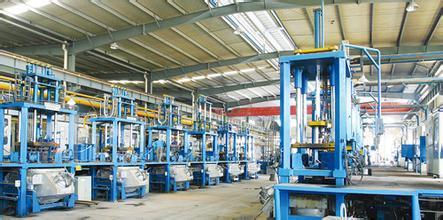 兴仁登高、长江材料等企业推出环保型铸造设备及材料