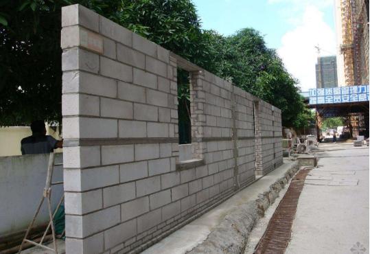 加气混凝土砌块构造要求与施工要点