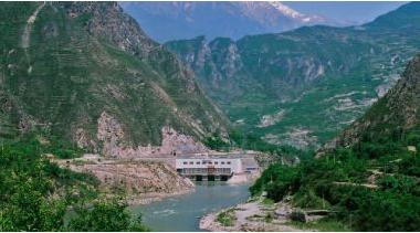 黄河大河家水电站建设征地移民安置专项竣工通过验收