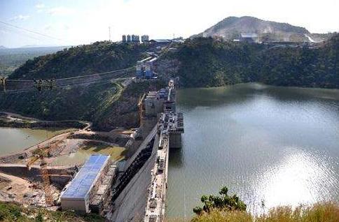 昌都金河瓦托水电站3号机组正式投产发电