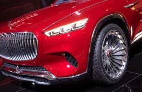 戴姆勒向美国申请GLS680等新商标,或用于奔驰-迈巴赫新车命名