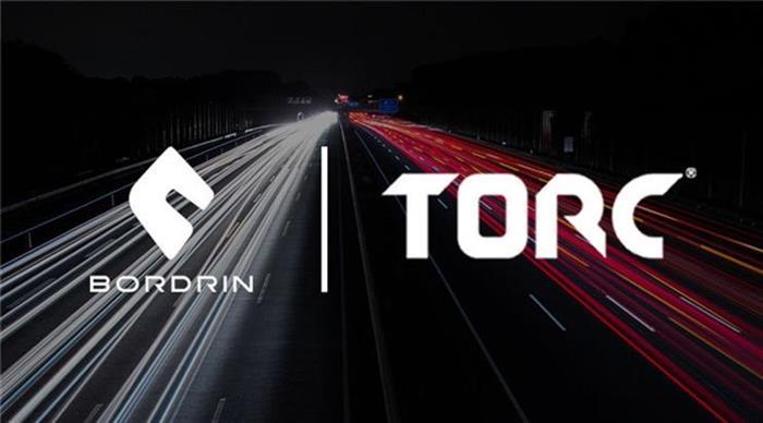 博郡汽车与Torc Robotics达成合作,联合打造高度自动驾驶的纯电动汽车