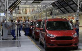 土耳其经济危机导致福特、丰田等汽车制造商销量下降