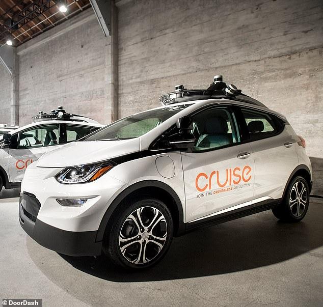 ?DoorDash和通用汽车展开合作,在旧金山开启自驾车送餐服务