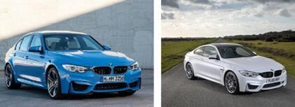宝马将于今年3月底开始召回279辆进口BMW M3及M4汽车