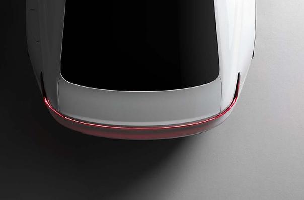 沃尔沃发布电动汽车Polestar 2预告图