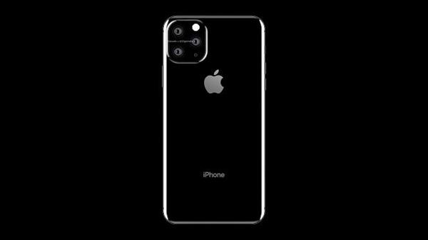 苹果新iPhone被命名为iPhone XI,后置三摄