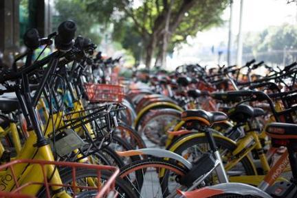 共享单车的好处和坏处
