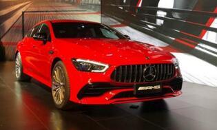 梅赛德斯-AMG GT四门版开启预售,预售价区间为100-230万元