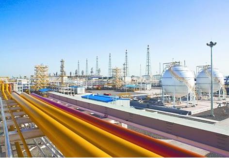 中石化、中石油天然气单日供应量超8亿立方米