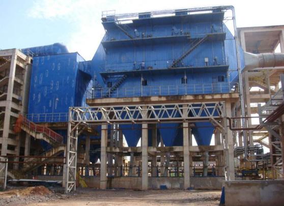 方大九钢烧结脱硫烟气精除尘项目建成投产 总投资达2397万元