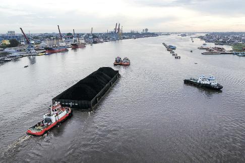 印尼表示2019年将减产以稳定全球煤炭价格