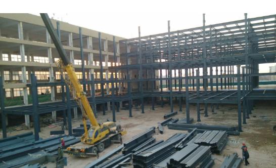 钢结构工程施工工艺流程及钢结构工程中焊缝质量分级