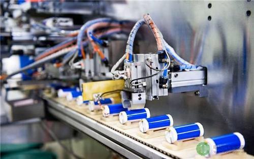 伟丰新能源投资20亿元建动力电池生产项目