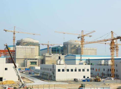 巴基斯坦卡拉奇核电工程2号机组稳压器成功就位