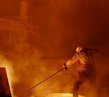 现代钢铁提升高附加值钢材生产能力