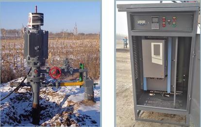 新型油井直驱螺杆泵地面驱动装置工作原理与应用方案特点