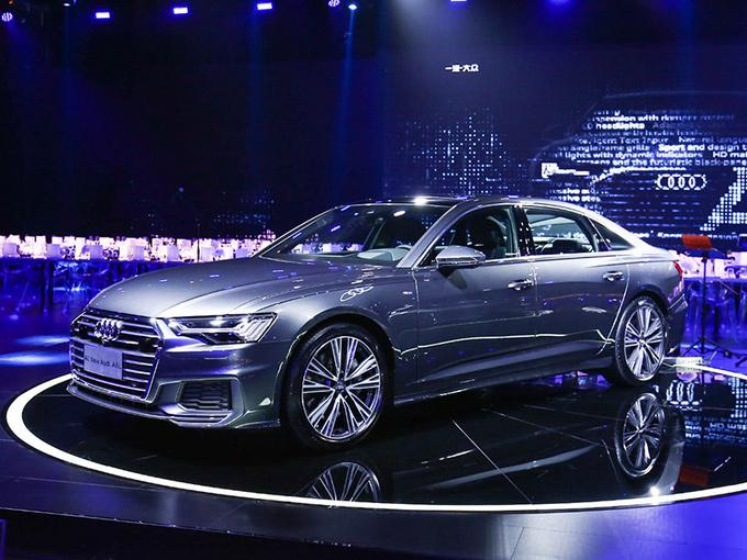2019奥迪A6L上市:共推出12款配置车型,41.78万起售