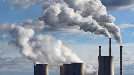 使用寿命已满的化石燃料基础设施影响气候变化