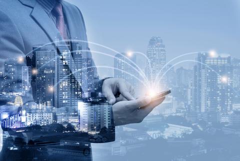 2023年全球智慧城市市场规模将达7172亿美元
