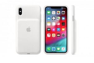 苹果推出全新智能电池保护壳,售价129美元