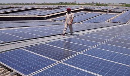 印度计划在2030年之前对外招标350吉瓦可再生能源