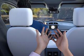 法雷奥公司推出Voyage XR,可培训卡车司机或监管孩子开车