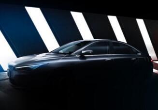 吉利全新纯电动轿车预告图发布,将帮助企业实现进入海外市场目标