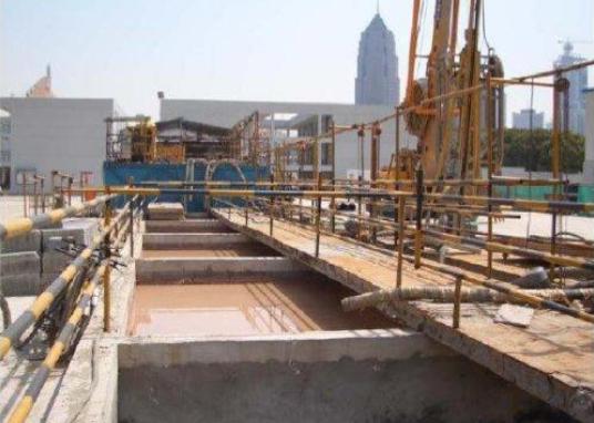 地下连续墙的结构形式、特点及适用条件