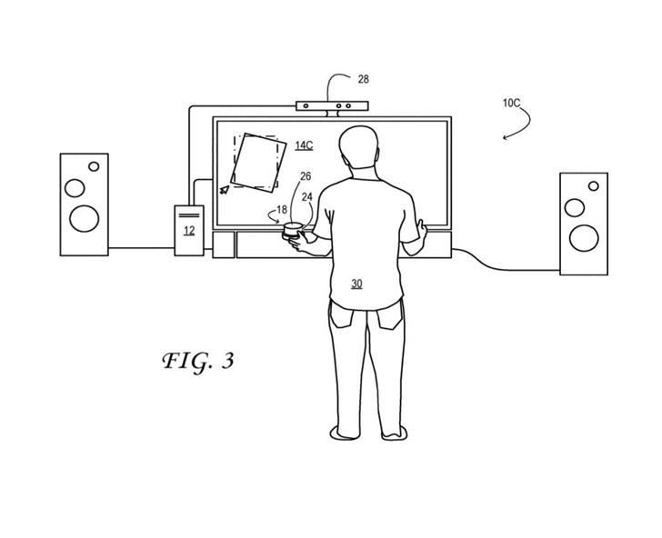 微软新专利曝光:第二代Surface Dial可能会支持触控