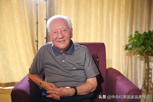 著名核潜艇专家黄旭华:中华民族必定如日出东方一般崛起